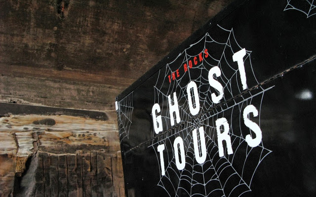 Ghost Tour, posti misteriosi e affascinanti